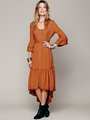 Free People Estelle Maxi Dress
