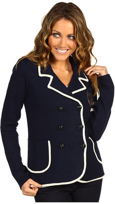 Juicy Couture Double Breasted L/S Blazer