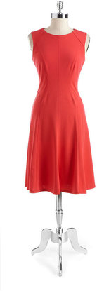 Anne Klein Sleeveless A-Line Dress