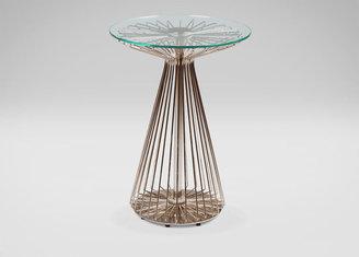 Ethan Allen Radial Table