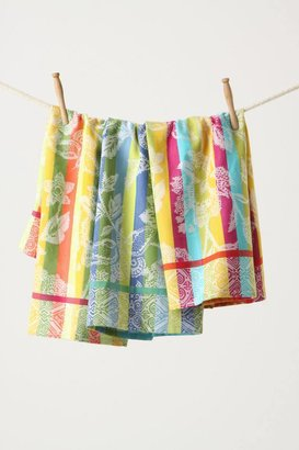 Anthropologie Afterglow Dishtowels