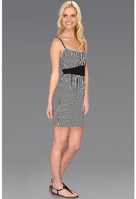 Bailey 44 Stripe Obi Dress