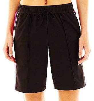 JCPenney Made for Life Pintuck Bermuda Shorts