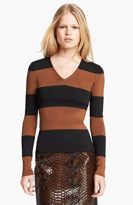 Burberry Stripe Sweater