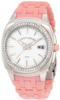 Tommy Bahama RELAX Women's RLX4015 Reef Diver Diving Look with Stones Pink Watch $112.50 thestylecure.com