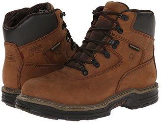 Wolverine Marauder Multishox(r) Waterproof 6 (Brown) Men's Work Boots
