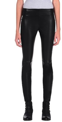 Blank NYC Spray On Vegan Leather Legging