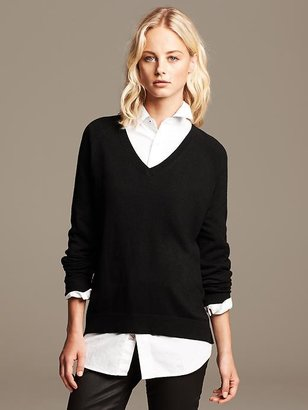 Banana Republic High/Low Pullover