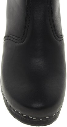 Swedish Hasbeens 465 High Heeled Jodhphur Ankle Boots