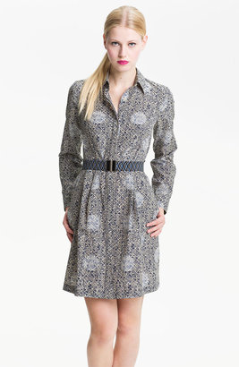 Marc by Marc Jacobs 'Jamie' Dot Print Shirtdress