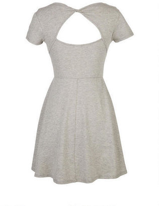 Delia's Twist Back Bow Dress