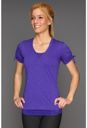 Reebok EasyTone Double Layer S/S Top Women's T Shirt