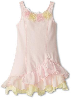 Kate Mack Heavenly Roses Dress (Little Kids)