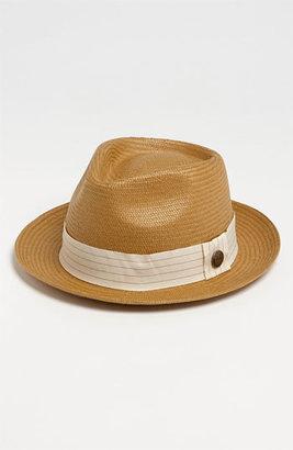 Men's Goorin Brothers 'Snare' Straw Fedora - Beige $50 thestylecure.com