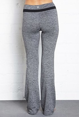 Forever 21 Active Heathered Active Yoga Pants