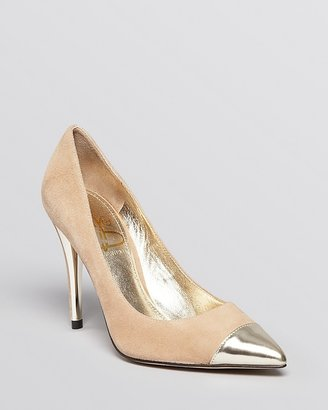 Joan & David Pumps - Amoree High Heel