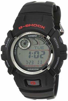 Casio Men's G-Shock G2900F-1V Black Resin Sport Watch