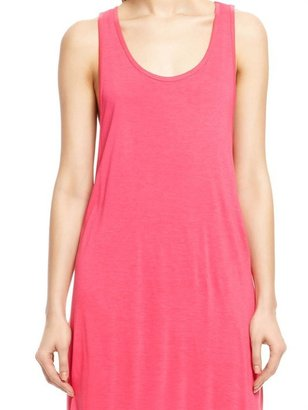 DKNY Modern Jersey High-Low Dress