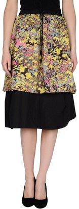 Cacharel 3/4 length skirts