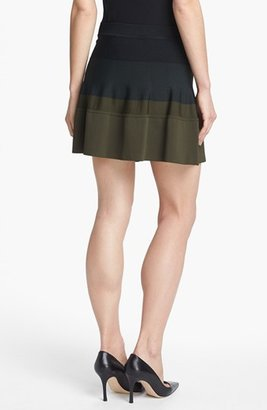 A.L.C. 'Natalia' Colorblock Skirt