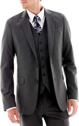 Jf J.Ferrar JF Stretch Gabardine Suit Jacket - Super Slim