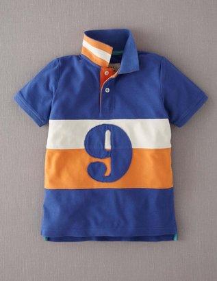 Boden Colourblock Polo