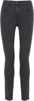 J Brand Maria Black Denim Jeans