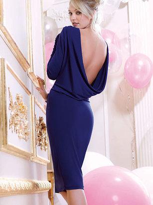 Victoria's Secret Drape-back Dress
