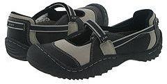 J-41 Rebirth Outdoor (Black/Grey) - Footwear