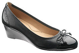 "Sebago Women's ""Surrey Tie"" Wedge Pump"