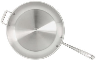 "All-Clad Stainless Steel 14"" Fry Pan"