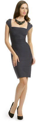 Herve Leger Lady Moscow Dress