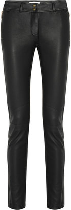ALICE by Temperley Liberty faux leather skinny pants