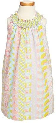 Tea Collection 'La Mamounia' Halter Dress (Little Girls & Big Girls)