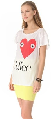 Wildfox Couture Addicted Tee