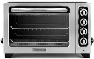 KitchenAid KCO222OB Countertop Toaster Oven