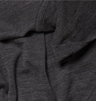 John Smedley Belvoir Merino Wool Rollneck Sweater