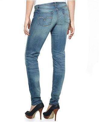 Levi's Jeans, Demi Curve Skinny Distressed