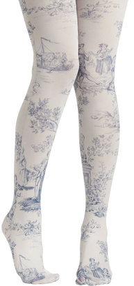 Look From London A Tale Of New Tights