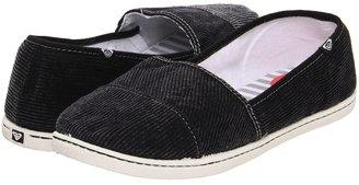 Roxy Pier '12 (Black 5) - Footwear