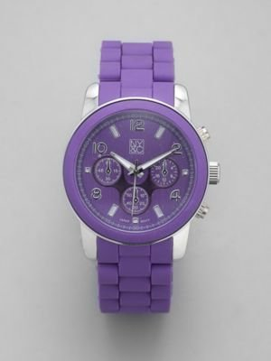 New York & Co. Colorful Statement Watch