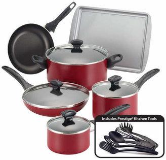 Farberware Non-Stick 15 Piece Cookware Set