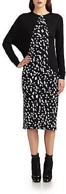 Pringle Wool Cardigan Dress