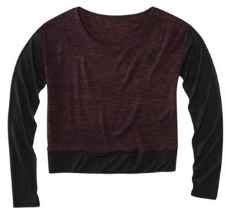 Mossimo Women's Colored Knit Sweater Top - Assorted Colors