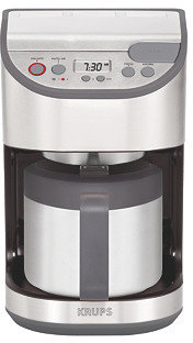 10-Cup Precision Thermal Coffee Maker