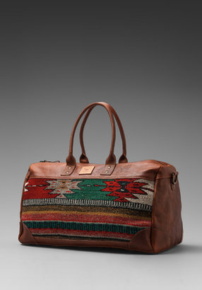 Will Leather Goods Oaxacan Duffle