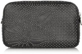 Miu Miu Studded leather shoulder bag
