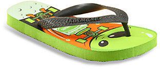 Havaianas Little Boy's & Boy's Skateboard Flip Flops