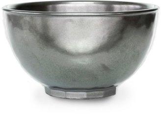 Juliska Pewter Stoneware Cereal/Ice Cream Bowl