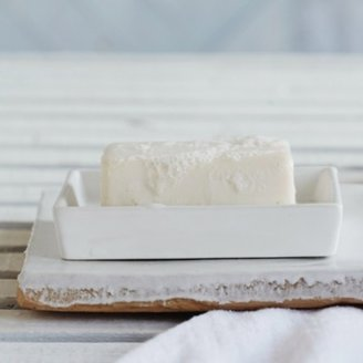 White Ceramic Bathroom Accessories Shopstyle Uk